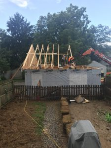 Small construction project